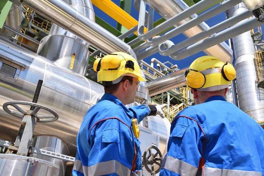 SCC Raffinerie Petrochemie